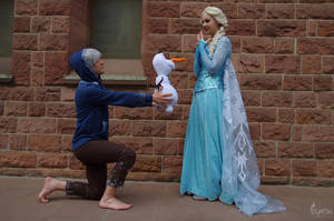 You can't marry a man you just met by elyoncosplay