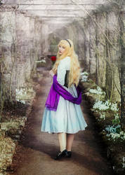 I walked with you by elyoncosplay