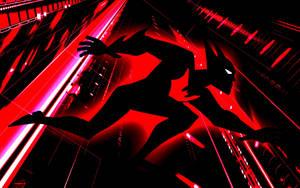 Batman beyond part 3 hdr darker by bat123spider