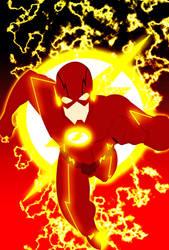 The Flash:The Ballad of Barry Allen by bat123spider