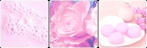 f2u pastel pink divider by polishboyy