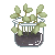 .:Free To Use:.  Lil Pixel Plant by BeckyChanX3