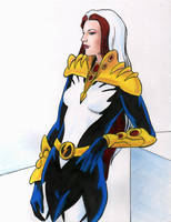 Songbird from the Thunderbolts by SatyQ