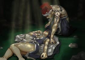 Dreaming While You Sleep -Rukia Renji- by AdeleSayuri