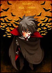 Halloween 2014 by DeepestSilence