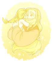 FTTN: Daddy's Little Girl by Pandas-R-Us