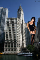 Growing Denise Milani (1) by ZituKX