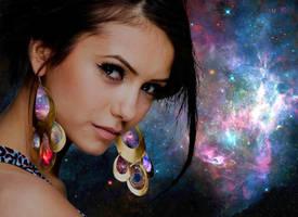 Divine Nina Dobrev by ZituKX