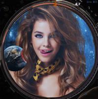 Yummy planet (Barbara Palvin) by ZituKX