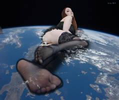 Divine hottie by ZituKX