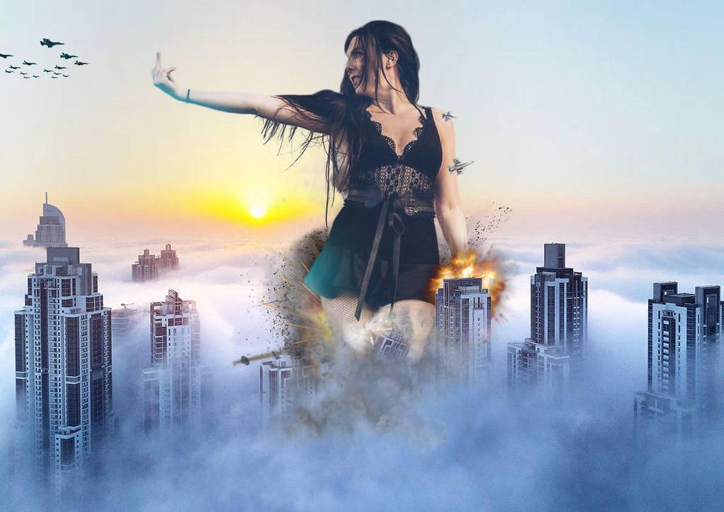Destructive Elize (short story) by ZituKX