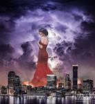 Queen of Thunders by ZituKX