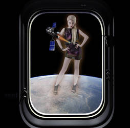 Planetary mistress by ZituKX
