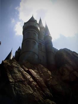 Hogwarts by arivanna