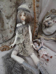 BJD  Amy DT by vallouise