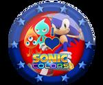I Love Sonic Badges 2 by darkfailure