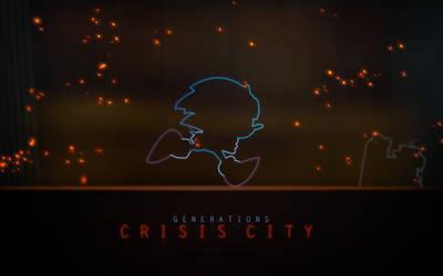 Crisis City Neon by darkfailure