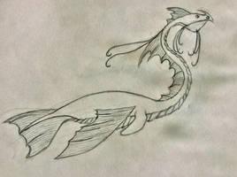 Splashwing's True Look by WhispertheWolfie