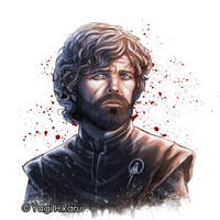 Hand of the Queen/Tyrion Lannister by yagihikaru