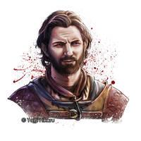 Daario Naharis [Game of Thrones] by yagihikaru