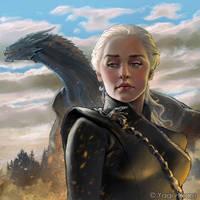 Dracarys! [Game of Thrones] by yagihikaru