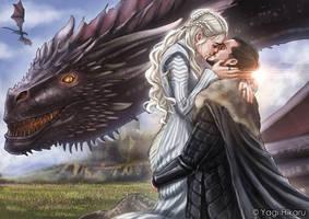 Kiss [Game of Thrones] by yagihikaru