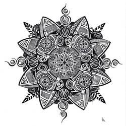 Mandala by Toucam