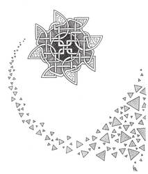 Spaceknot by Toucam