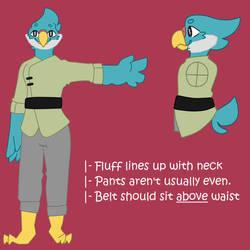 Yatzil Character Sheet by TheWolfieWulf
