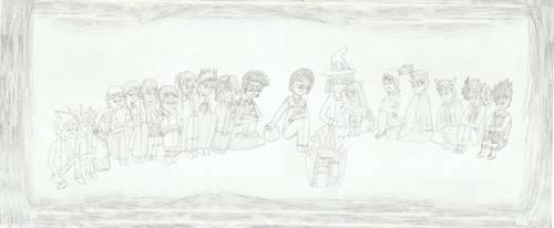 The failures of Shonen Jump by barneyjones123