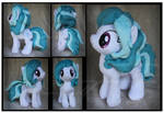 Commission: Dew Droplet Custom Plush by Nazegoreng