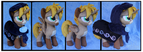 Commission: Cookie Princess - Gari OC Custom Plush by Nazegoreng