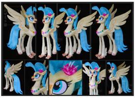 Princess Skystar Custom Plush by Nazegoreng