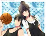 [KnB OC] Siblings by HikariYaehime