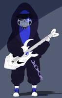 Rocktale!Sans by Artrmotus