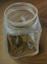 Jar of Keys by Curlzgirl
