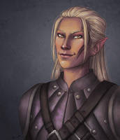Zevran by karchew