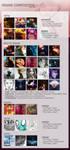TOTW #20 + Best of Insane#20 + DAOTM-DOTM-POTM#4 by InsaneComposition