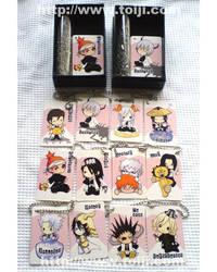 Bleach zodiac card by toiji