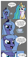 Sibling Rivalry by teygrim