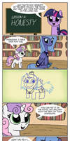 Honesty is the best policy by teygrim