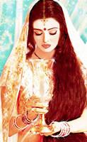 Durga Puja. by theblueofmyoblivion