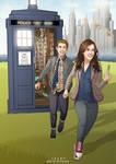 Fitzsimmons - Running Through Time and Space by eclecticmuses