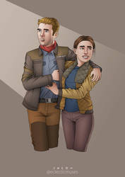 Fitzsimmons - I've Got You by eclecticmuses