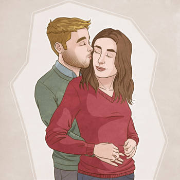 Fitzsimmons - Kiss From Behind by eclecticmuses