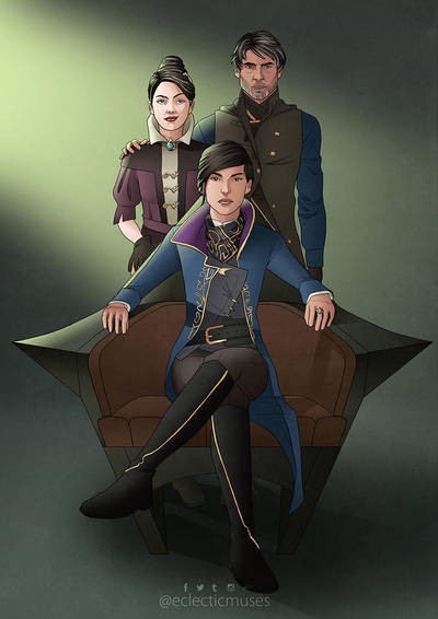 Dishonored by eclecticmuses