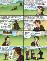 The Ten Doctors, Page 1 by eclecticmuses