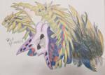 Nakarkos Pencil Art by spirit123103