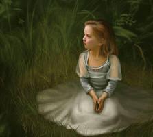 A Quiet Moment... by mafaka