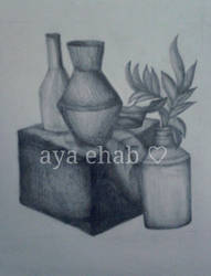 Still Life Project. by crazy4demi